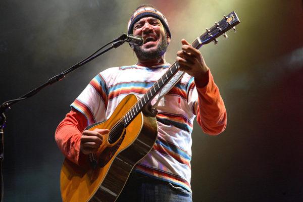 Ben Harper in concerto al Castello scaligero di Villafranca