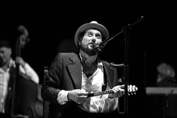 Vinicio Capossela in concerto