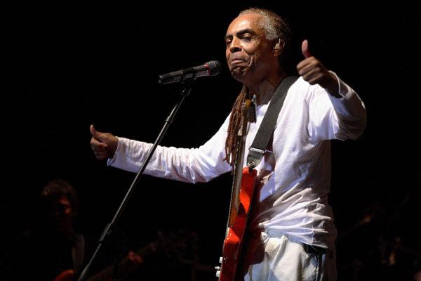 Gilberto Gil in concerto