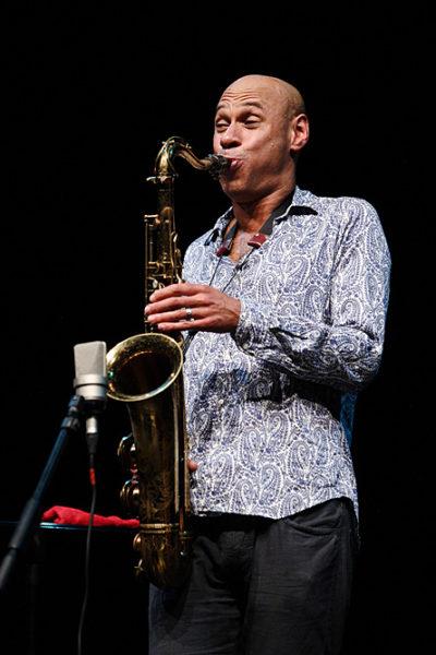 sassofonista joshua redman in concerto