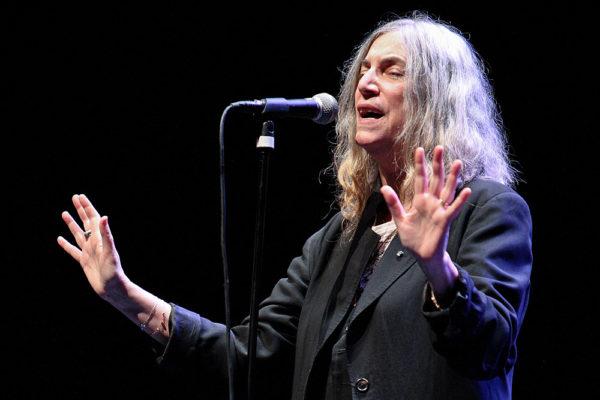 Patti Smith in concerto