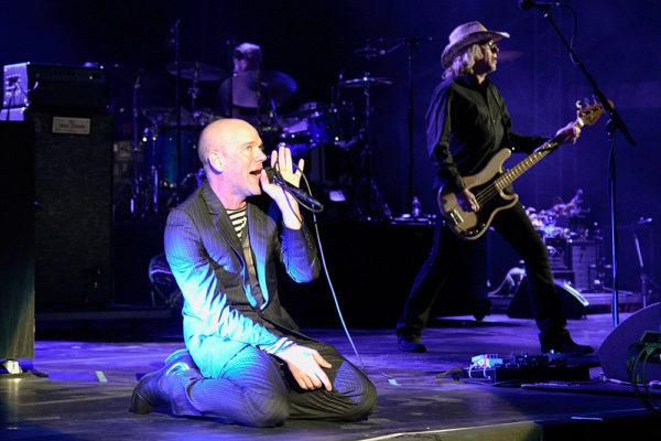 REM in concerto all'Arena di Verona