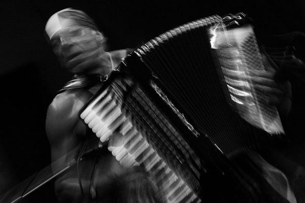 antonello salis suona la fisarmonica in concerto