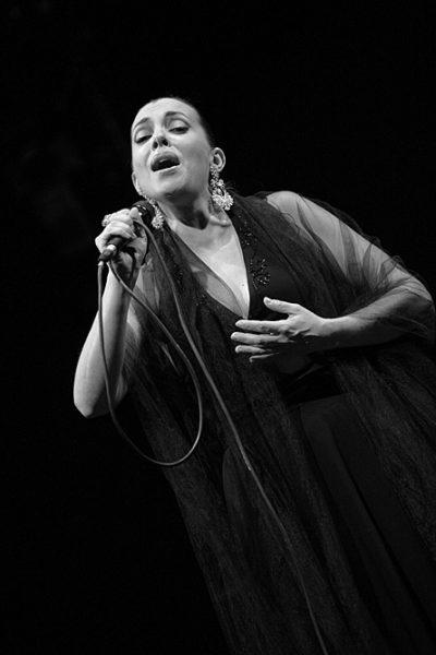 Teresa Salgueiro in concerto