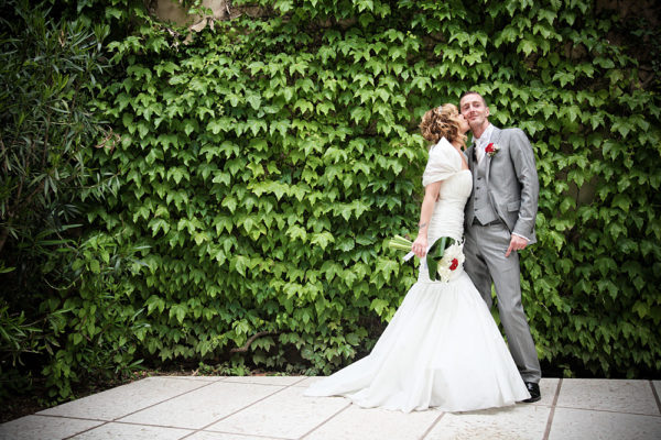 sposa bacia lo sposo