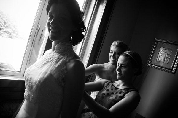 testimoni con sposa