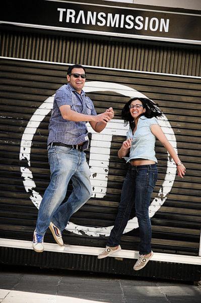 fotografo bassano coppia fidanzati salto edicola prematrimoniale